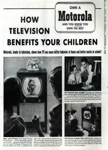 TV Benefits