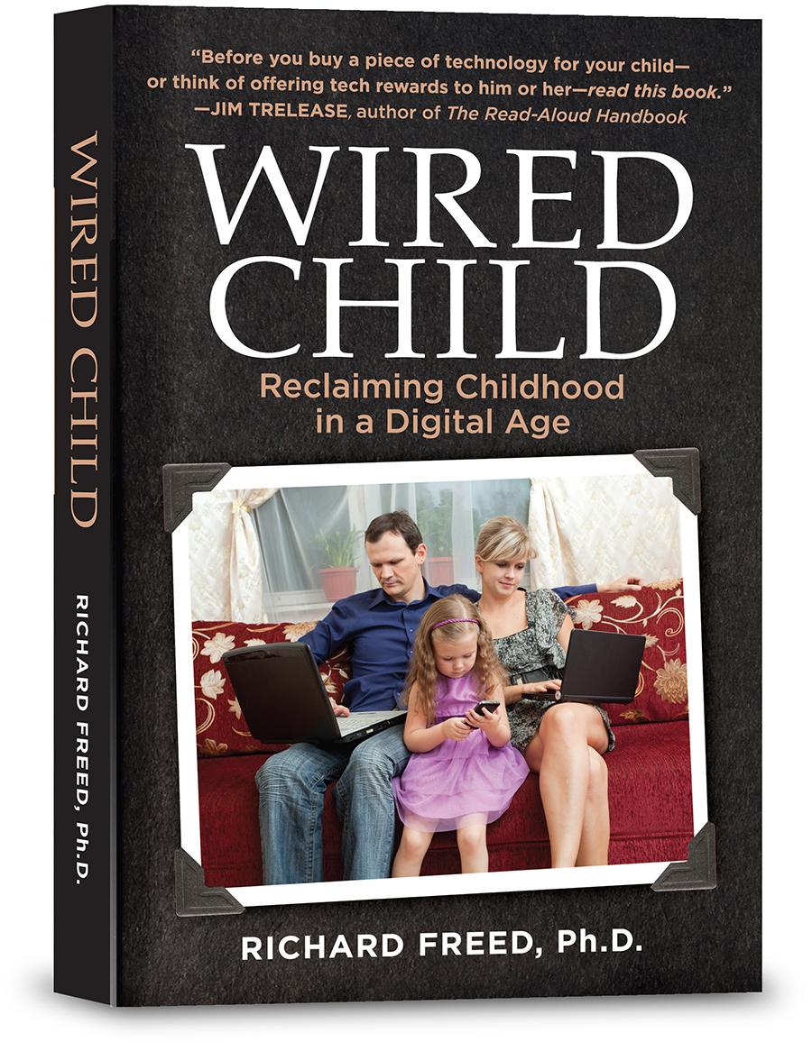 Press, Media Kit for Psychologist, Author, Speaker | Richard Freed